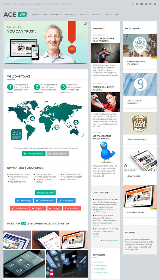 Ace-Responsive-WordpressTheme