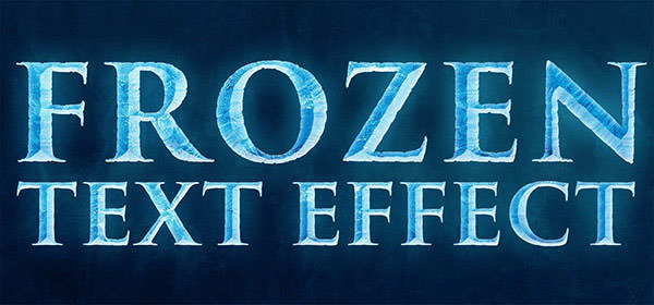 Disneys_Frozen_Text_Effect_in_Photoshop