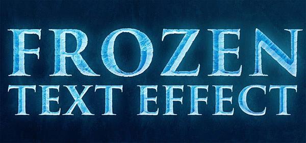Disneys_Frozen_Text_Effect_in_Photoshop