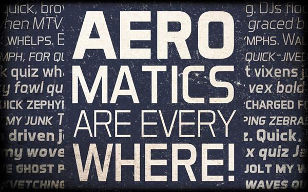 aeromatics