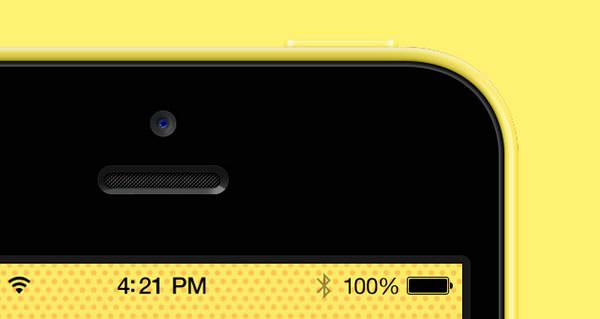 004-iphone-5C-mobile-celular-multicolors-gold-mock-up-psd