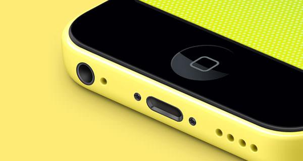 004-iphone-5C-mobile-celular-multicolors-isometric-view-3d-mock-up-psd