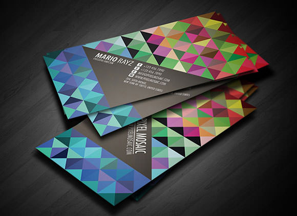 Pixel_Mosaic_Business_Card_by_Lemongraphic