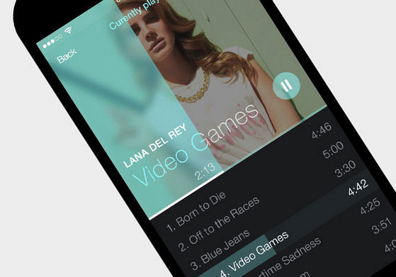 iOS7-Simple-Music-Player-App-by-Kreativa-Studio