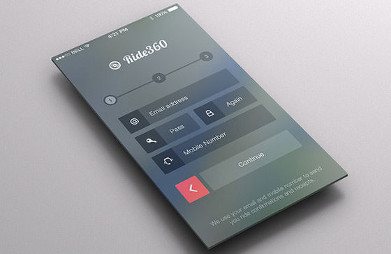 iOS7-Style-Sign-Up-Page-by-Kushagra-Agarwal
