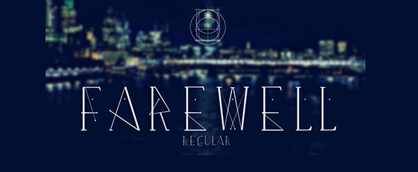 Farewell-Regular-Free-font