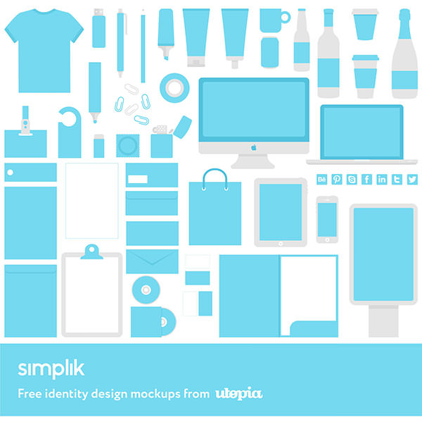 Simplik-full-corporate-identity-design-mockups-freebie-giveaway-from-Utopia-branding-agency
