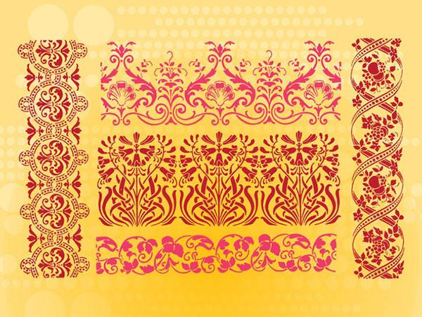 floral_border_pattern