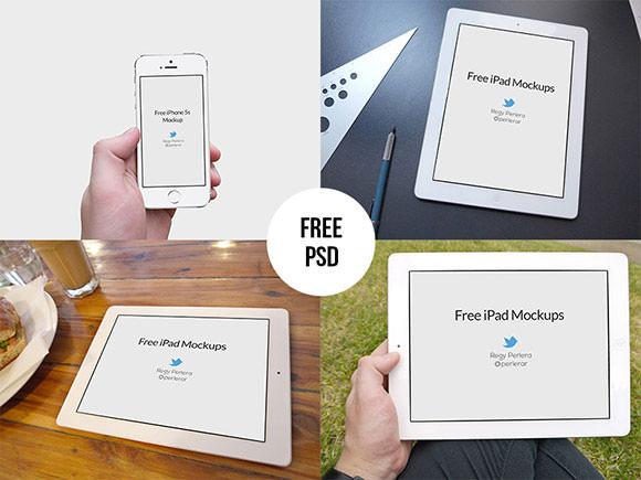 free_ipad_iphone_5s_mockups