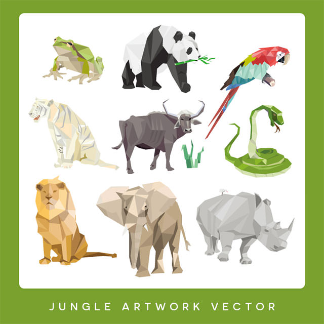 Noupe-FreeVector-Animals