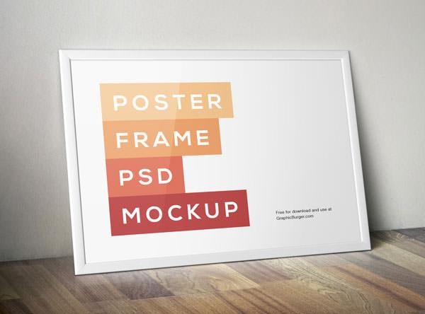 Poster-Frame-PSD-MockUp-600