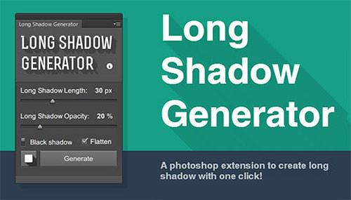 long_shadow_generator