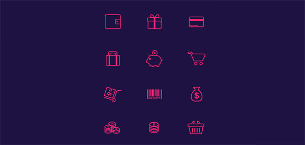 21-E-Commerce-Icons