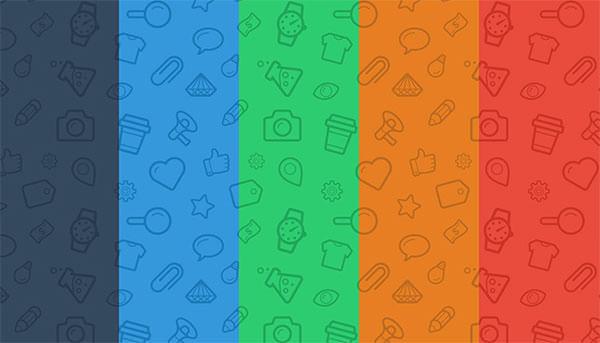 5_free_seamless_icon_patterns
