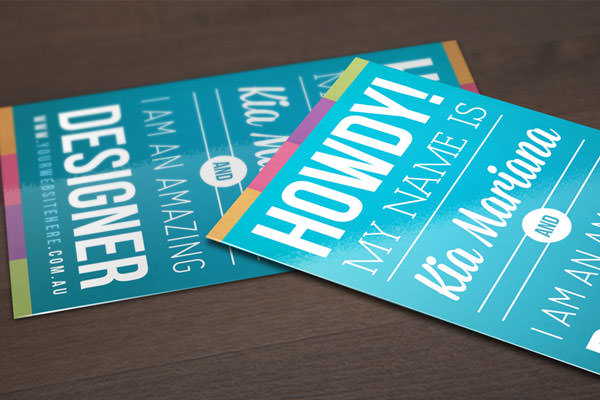 Free-Retro-Typgraphy-Business-Card-Template