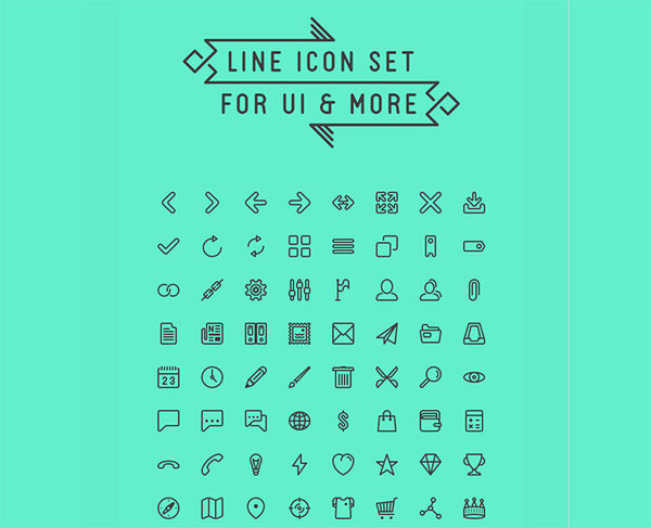 Line-icon-set-for-UI-more