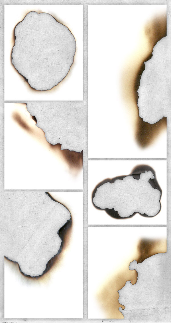 burnt-paper