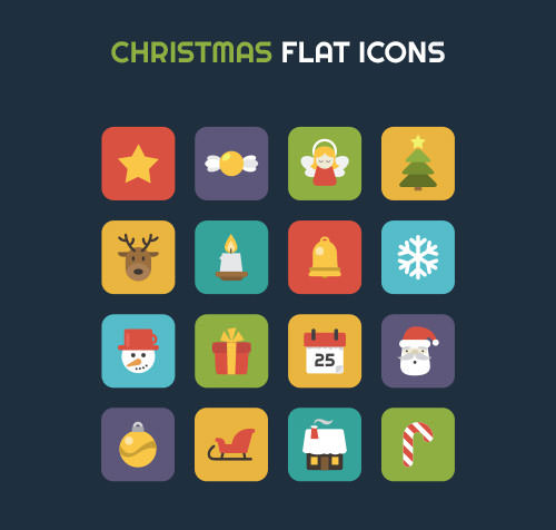 free-Christmas-icons-set-2014-1