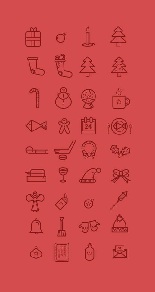 free-Christmas-icons-set-2014-5