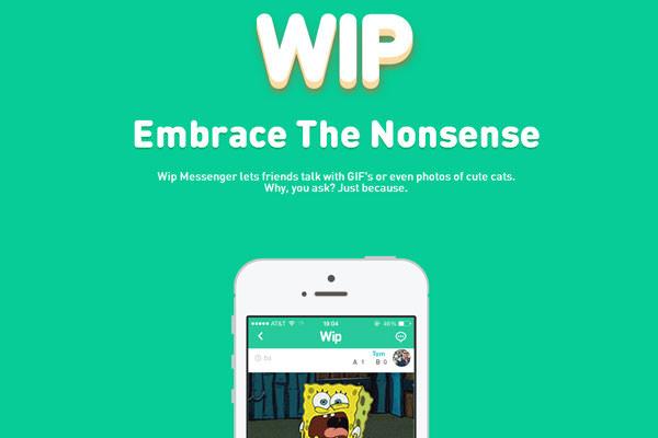 03-wip-messenger-iphone-app-homepage