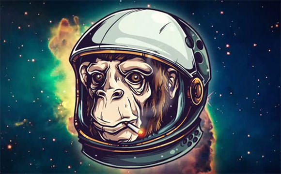 Space-Chimp-Illustration-Tutorial