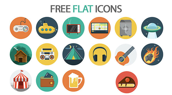 free-flat-icons-preview