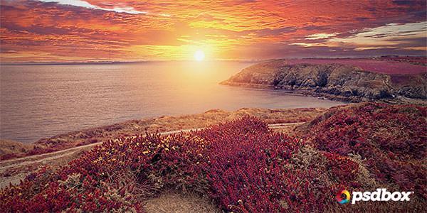 landscape-sun1