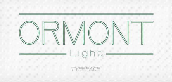 ormont_free_font