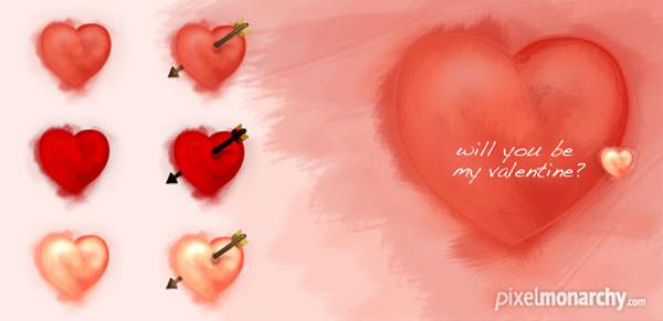 15-valentine-day-icons-free
