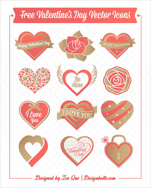 Free-Valentines-Day-Hearts-Rose-Vector-Icons