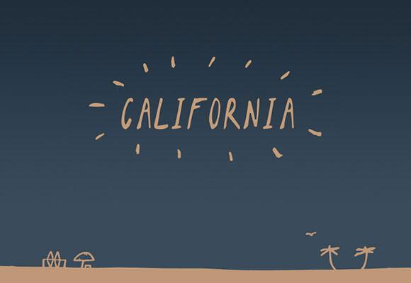 california-sans-free-font