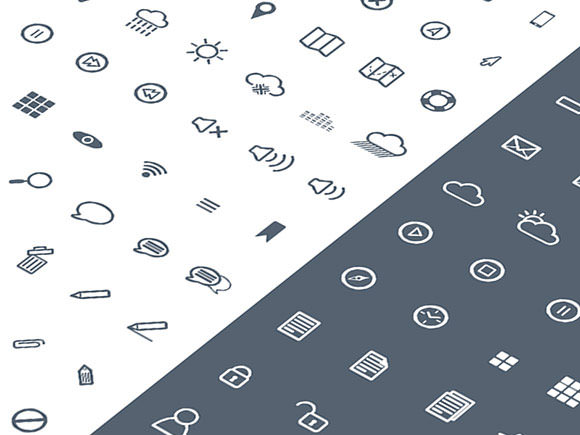 ilepixeli-free-ai-icon-set