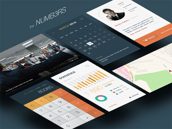 numbers_ui_kit