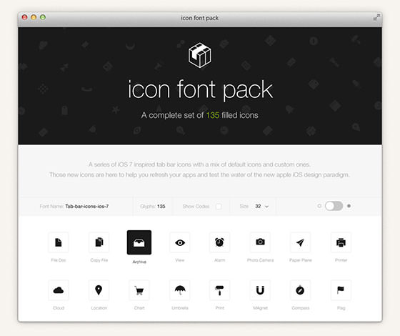 preview-icon-font-pack-filled-7-html