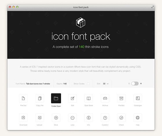preview-icon-font-pack-thin-stroke-tab-bar-ios-7-html(2)