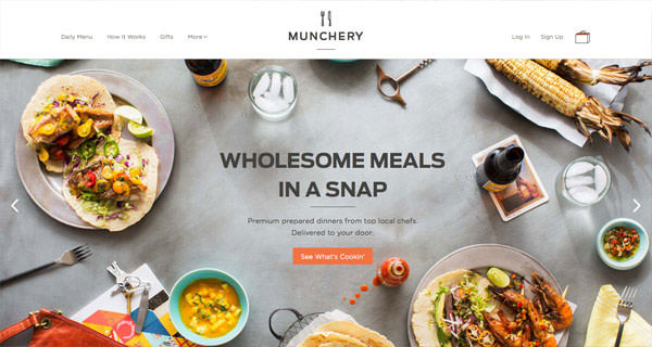 Mundery - San Francisco Delivery, East bay Delivery, Peninsula Delivery, and North Bay Delivery - Munchery
