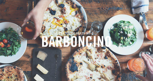 Barboncino at Plate the Slate