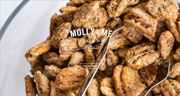 Molly & Me Pecas - Charleston, SC
