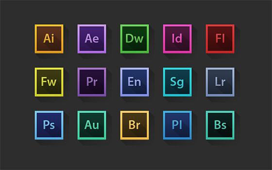 Adobe-Creative-Suite-Icons