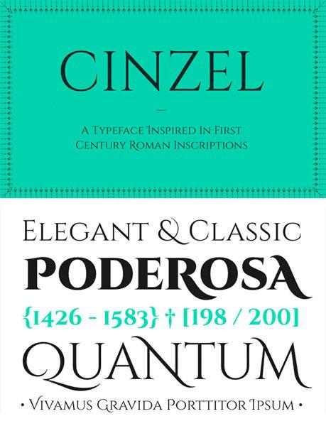 free-fonts-2014-cinzel