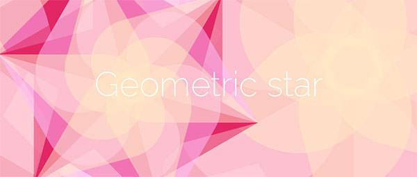 geometric-star