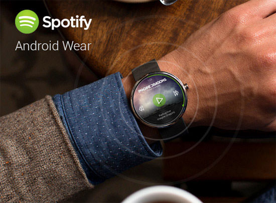 spotify-android-wear-app