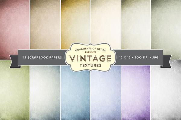 12-vintage-scrapbook-papers