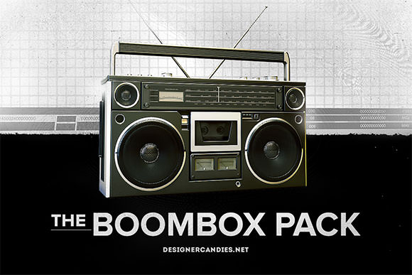 free-boombox-renders
