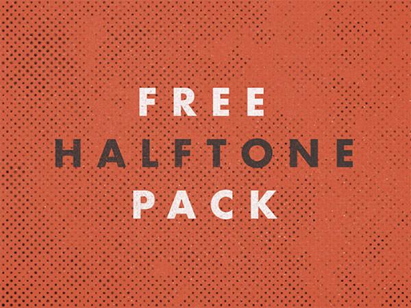 free-halftone-pack