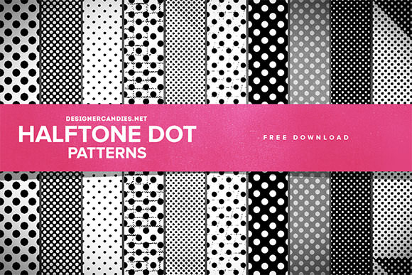 halftone-dot-patterns