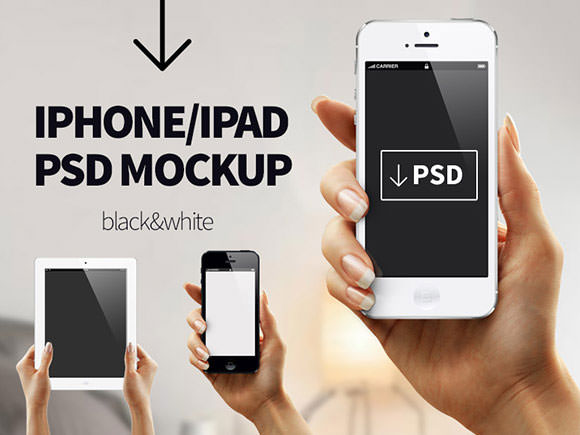 iphone-ipad-psd-mockups