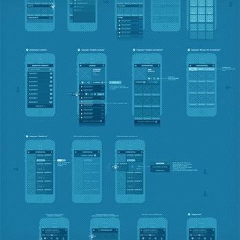 モバイルアプリ制作に使いたい、ナビゲーションメニュースタイル5個まとめ
