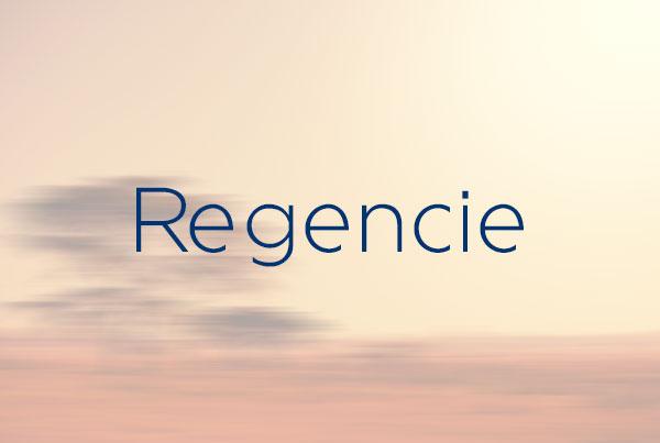 Regebcie Free Font