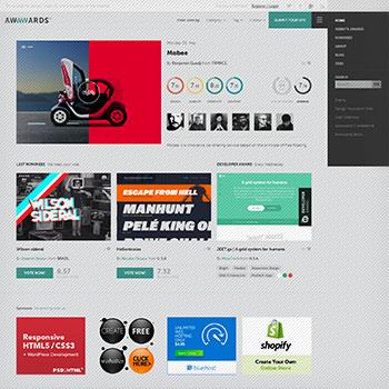 ブックマークしておきたい海外/国内Webデザインギャラリーサイトまとめ